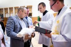 Reportaż z chrztu świętego Warszawa (15)