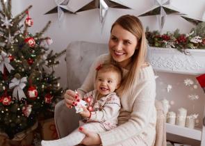 Sesja rodzinna świąteczna Warszawa (5)